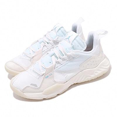 Nike 休閒鞋 Jordan Delta SP 冠希 男鞋 Sail 限量 喬丹 React中底 舒適 米白 CW0782141