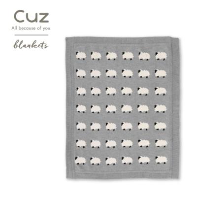 【Cuz】綿羊數綿羊(織毯)