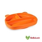 BeBeLock幼兒矽膠餐盤 (橘)
