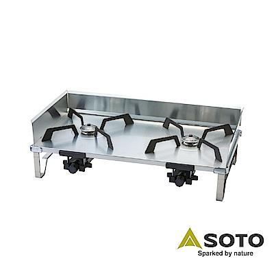 SOTO 雙口爐ST-526