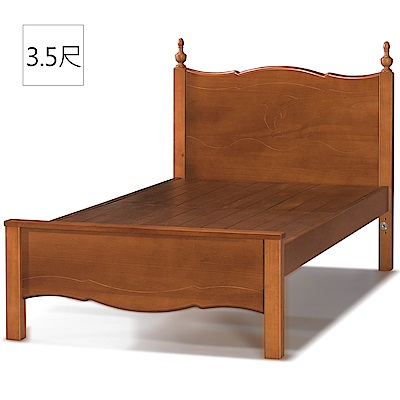 凱曼  伊莉莎公主床3.5尺單人床架