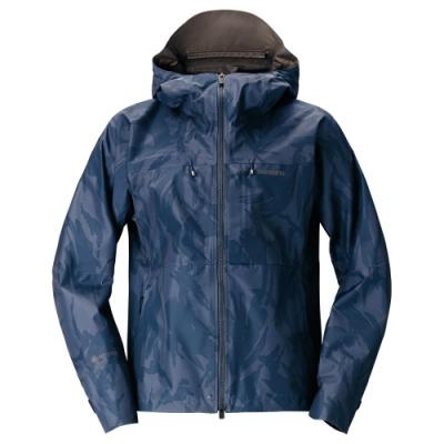 【SHIMANO】GORE-TEX機能防水釣魚夾克 2XL 印刷圖紋 RA-01JT
