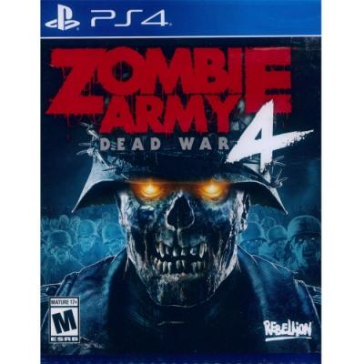 殭屍部隊:死亡戰爭4 Zombie Army 4: Dead War - PS4 中英文美版