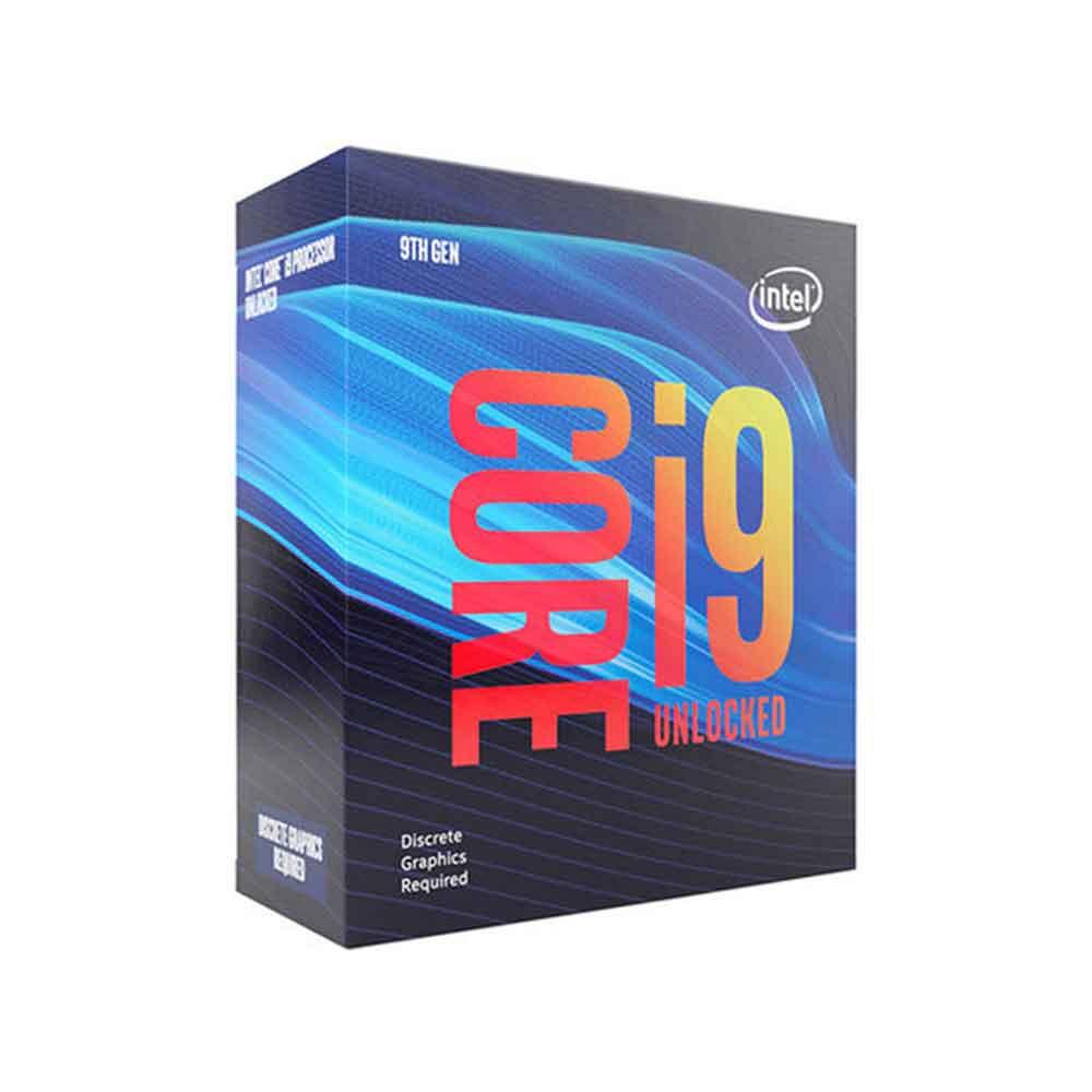 Intel 第9代 Core i9-9900KF 八核心處理器