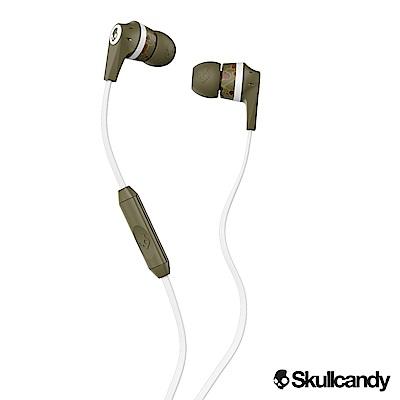 Skullcandy 骷髏糖 INKD 應可 入耳式耳機-咖啡白色 (公司貨)