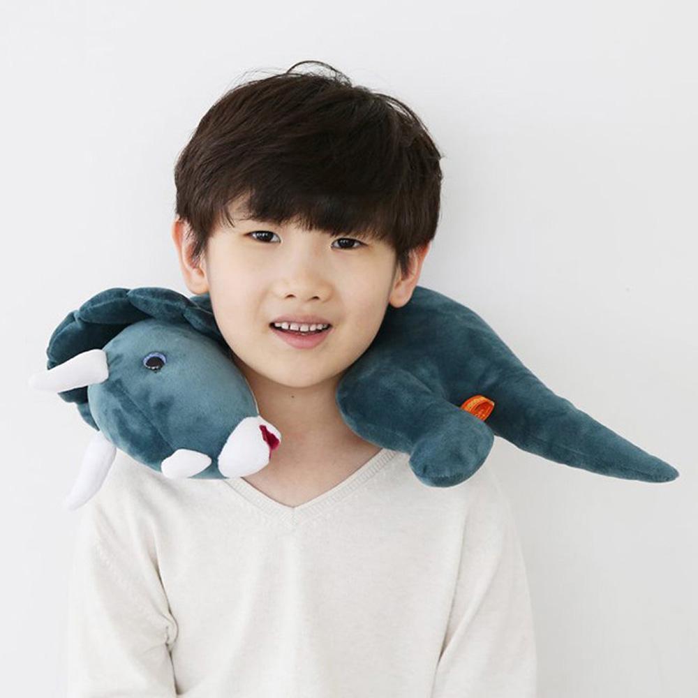 韓國 恐龍造型枕 (3色) product image 1