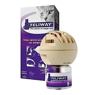 FELIWAY 貓咪費洛蒙 壁插式插電組 48ml