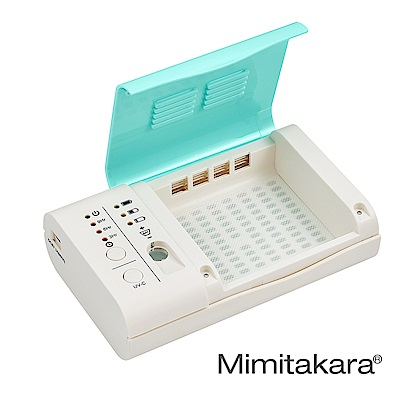 耳寶 Mimitakara UV抑菌光助聽器專用乾燥盒 2211
