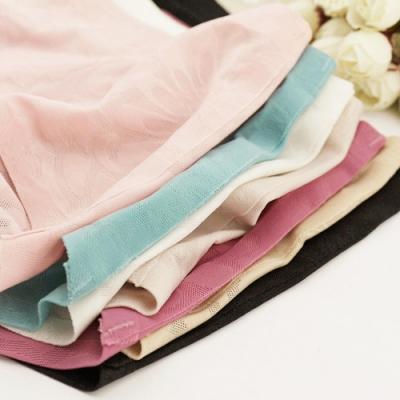 JoyNa-三件入-法式提花冰絲3D性感彈性無痕三角褲