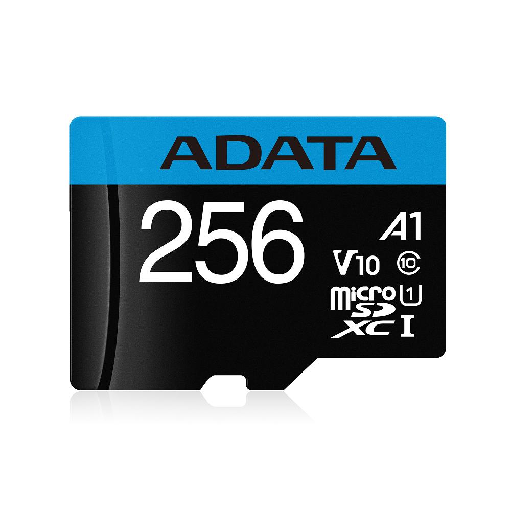 威剛 Premier microSDXC UHS-I (A1) 256G記憶卡
