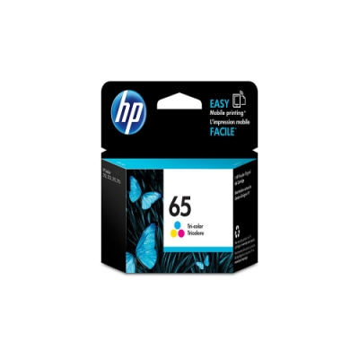HP N9K01AA  原廠彩色墨水匣 NO:65