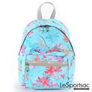 LeSportsac - Standard小款後背包(夏日花卉)