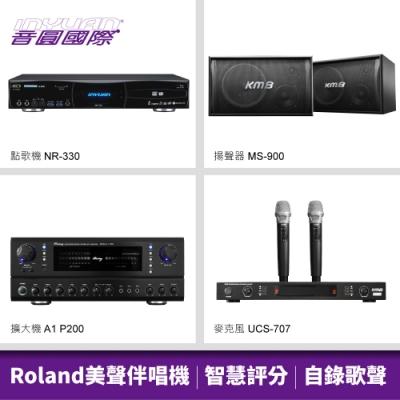 【音圓】王牌天王卡拉OK超值組 NR-330