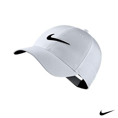 Nike Golf Legacy 91 可調式運動老帽 白 AA2651-100