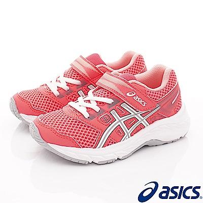 asics競速童鞋 DONTEND 5  14A048-701粉(中小童段)