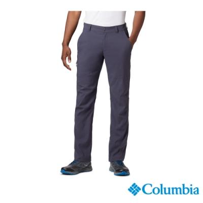 Columbia 哥倫比亞 男款-  Omni-SHIELD防潑鋁點保暖長褲-深藍  UAE02040BNY
