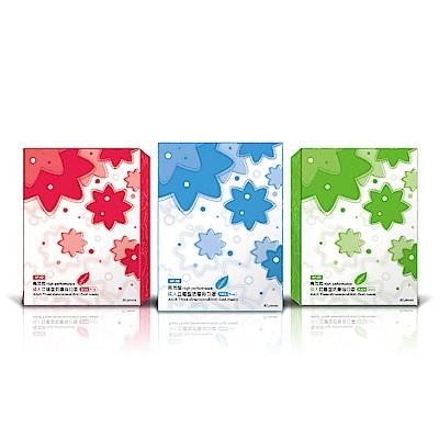 藍鷹牌 美妍台灣製成人立體防塵口罩 50片*3盒