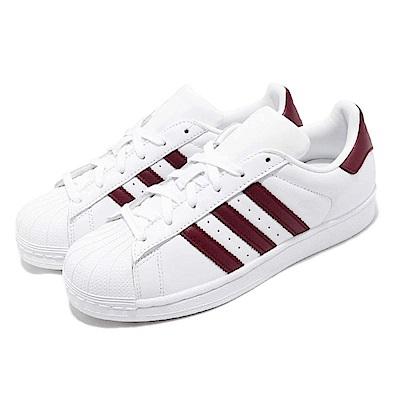 adidas 休閒鞋 Superstar 低筒 運動 女鞋 @ Y!購物