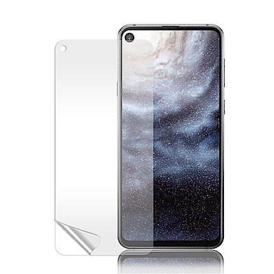 Monia 三星 Samsung Galaxy A8s  高透光亮面耐磨保護貼