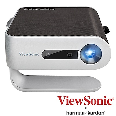 ViewSonic-M1-LED時尚360度巧攜投