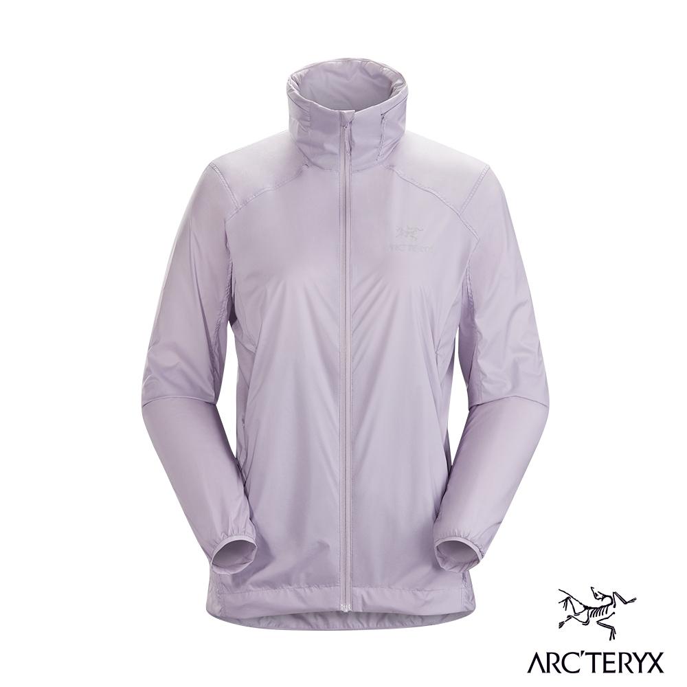 Arcteryx 始祖鳥 女 Nodin 抗UV 防風 防潑水 風衣外套 未來紫