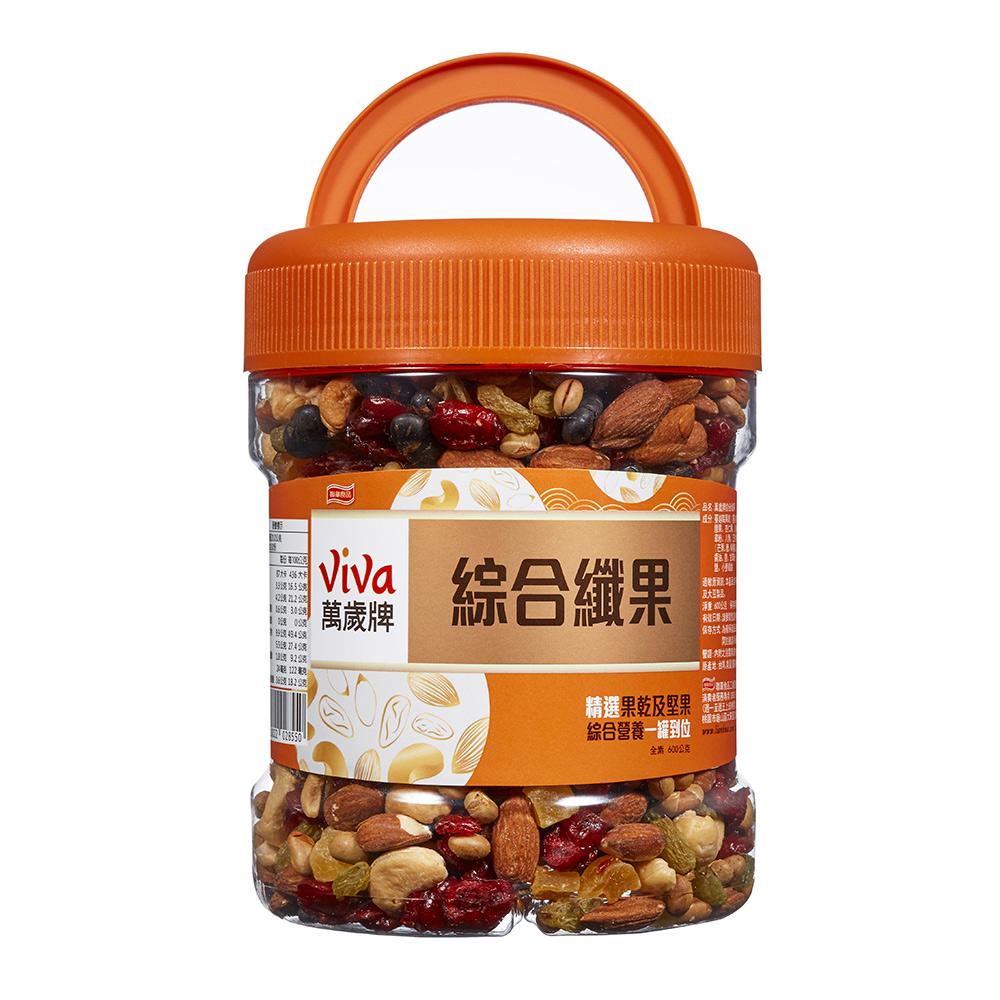 萬歲牌 綜合纖果罐(600g)