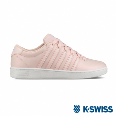 [零碼出清]K-SWISS Court Pro II CMF時尚運動鞋-女-粉紅