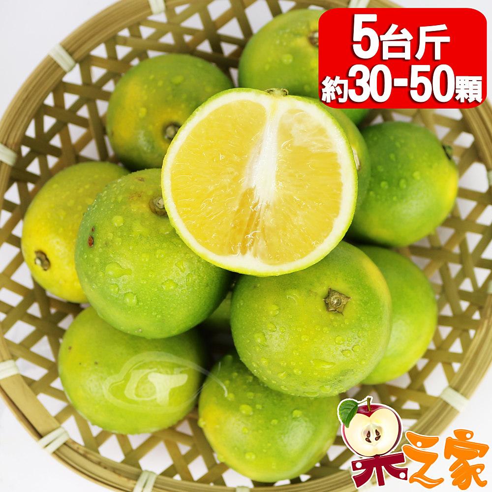 【果之家】台灣當季鮮採爆汁柳丁5台斤