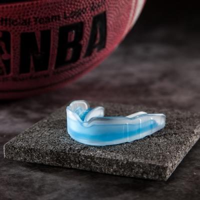 谷樂Coollo 專業運動牙套護齒器-BB籃球專用牙套.可塑型牙套雙層防磨牙套EVA護齒套
