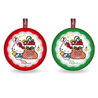 Chokito巧趣多 巧趣多HelloKitty聖誕球巧克力糖(紅/綠隨機出貨)(30g)