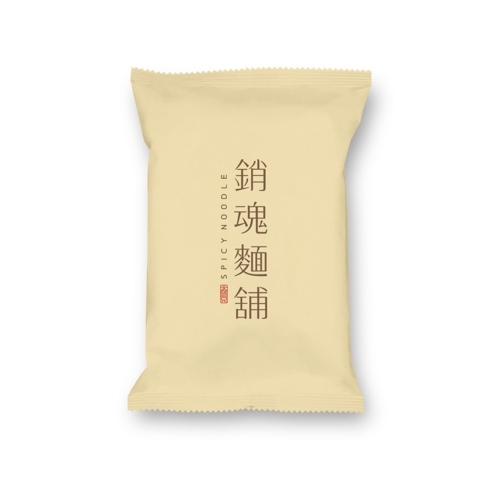 大師兄銷魂花生麻醬拌麵(118g)