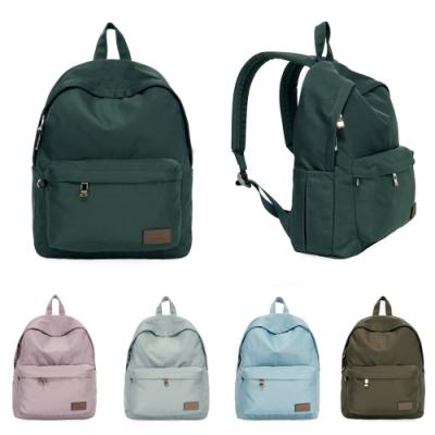 J II 後背包-經典水洗大容量後背包-綠色-6388-8