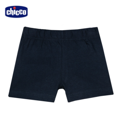 Chicco- TO BE BB-居家短褲-藍