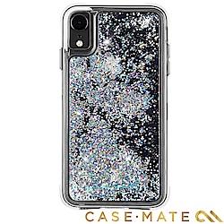 美國 Case-Mate iPhone XR Waterfall 亮粉瀑布防摔殼 - 彩虹