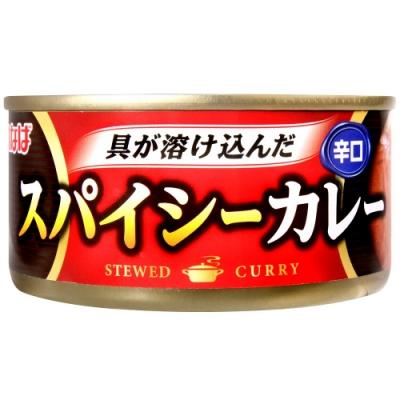 稻葉 濃郁燉煮咖哩罐[辛口](165g)