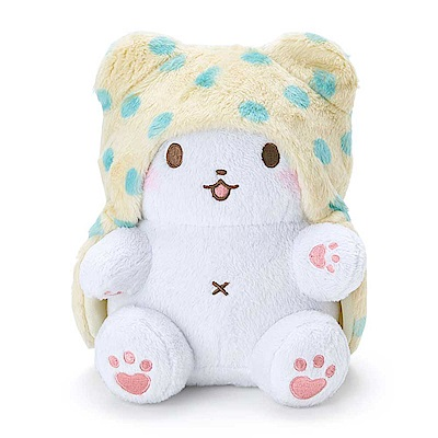 Sanrio 毛毯熊莫普繽紛氣球系列絨毛娃娃S