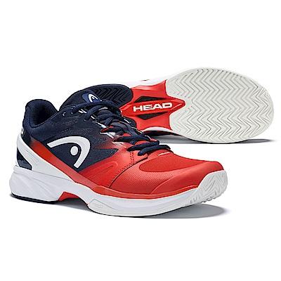 HEAD Sprint Pro 2.0 男網球鞋-紅/鳶尾黑 273108