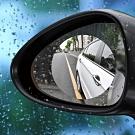 【Cap】汽機車後視鏡防雨防霧膜(2入/組)