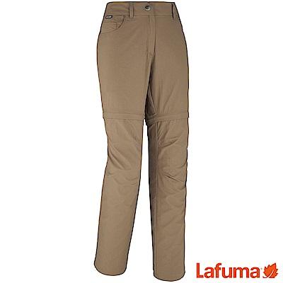 LAFUMA-女ACCESS 兩截式長褲-LFV113485442-卡其