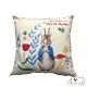 台製MIT-比得兔Peter Rabbit彼得兔經典系列抱枕-新立兔 product thumbnail 1