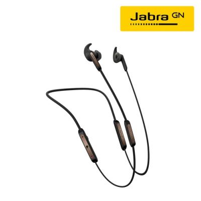 【Jabra】Elite 45e 入耳掛頸式立體聲藍芽耳機-銅黑色