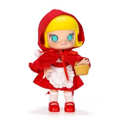 Molly 茉莉女孩 小紅帽BJD大型公仔