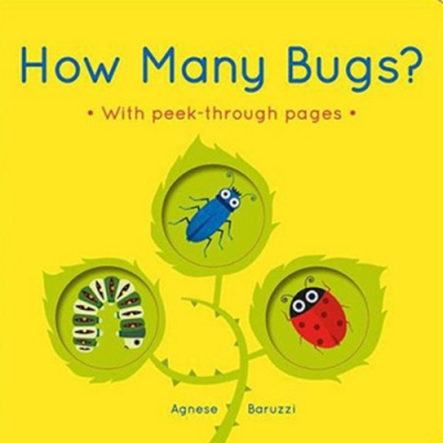 How Many Bugs? 你看到幾隻蟲呢?趣味硬頁書
