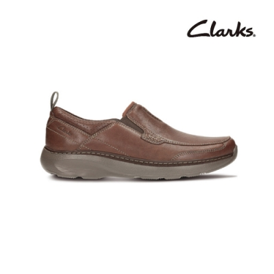 Clarks   摩登經典   Charton Step  男鞋  咖啡色   CLM14996SC20