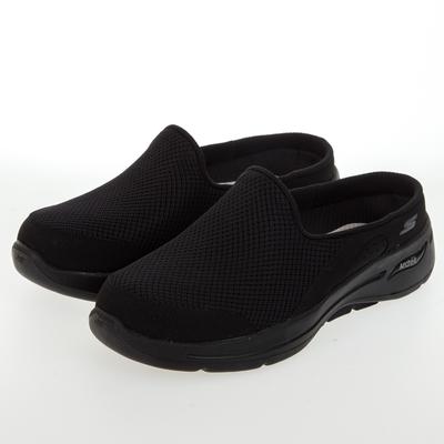 SKECHERS 女健走系列 GOWALK ARCH FIT 穆勒鞋款 - 124481BBK