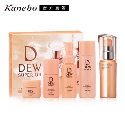 Kanebo 佳麗寶 DEWS 精純提拉美容晶輕潤限定組