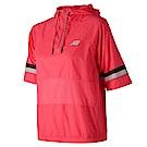 New Balance 短袖上衣AWT81532GUA 女性 桃紅