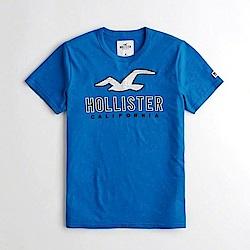 Hollister HCO  短袖 T恤 藍色 0961