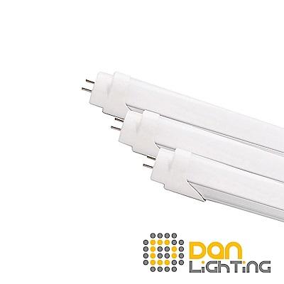 [團購10入組]Dan Lighting點照明 18W T8 4尺 LED玻塑燈管_白光