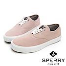 SPERRY 玩色魅力輕量牛皮休閒鞋(女)-淺粉